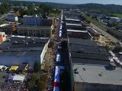Brushy Mountain Apple Festival Drone Flyover