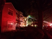 Fire at Barrington at Mirror Lake