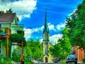 Melville St. Elora