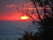 Sunrise on Riding Mountain National Park