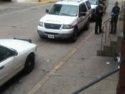 Body found today at 538 Evans St. McKeesport...