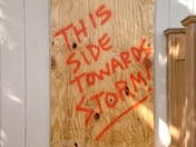 Preparing for Hurricane Matthew!