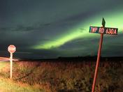 prairies northern lights
