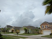 SAINT LUCIE WEST..CLOUDS ROLLING IN