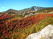 Whiteface Mt. Fall Foliage