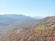 Whiteface Mt. Fall Foliage Video 10/6/2016