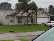 Damage in Port St. John