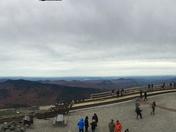 Summit of Mount Washington 10-8-16