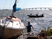 Sailboat Recovery