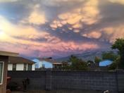 Weird clouds
