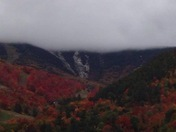 Whiteface MT. Fall foliage 2016 October 10
