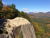 From the Top of Cathedral Ledge
