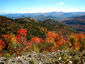 HIKE ON WHITEFACE MT. 10-10-16