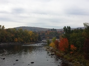 Autumn on the Androscoggin