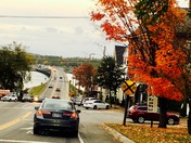 Midcoast Maine in Fall