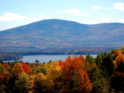 Mt. Kearsarge/Pleasant lake