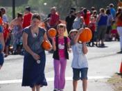 RAIN OR SHINE  - Antelope Pumpkin Farm will give away 6,000 Pumpkins this Saturd