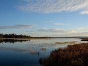 Sunrise on Wirlpool Lake
