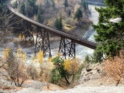 Fraser Canyon Railway Bridge
