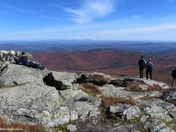 Camels Hump Summit Today