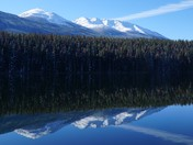 Caledonia Lake - Reflections