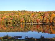 Fall reflection.