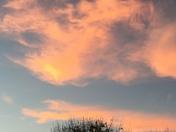 Sunset in Blue Springs