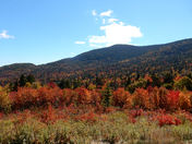 A beautiful ride along the Kancamagus HWY, Northern NH