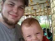 My son, who I am very proud of. Pic #3 is os me as a baby.