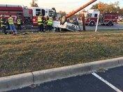 Accident in Sheperdsville