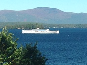 Mt Washington on the Big lake