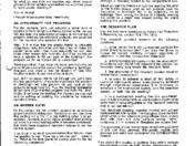 PATTON REPORTS 31-35