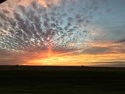 Southwest Iowa Sunset