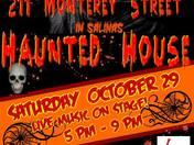 Halloween Party at Samz School of Rock