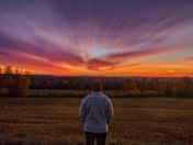 Sunrise in Madison