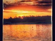 Maine Autumn Sunrise