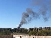 Fire in NW OKC