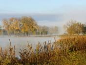 Gray's Lake Friday Morning