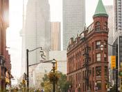 Flatiron building,Toronto