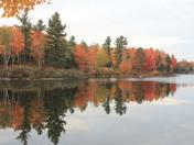 Plainfield Pond, Plainfield, MA