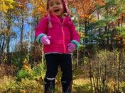 Fall fun while it lasts!