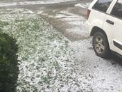 Ada Hail Storm