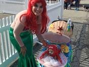 The little mermaid!