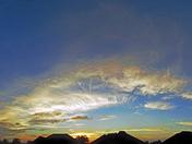 sunrise in Houma 10-27-2016