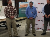 NH Home Builders at Tiny House reveal