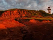 Fiery Red Sand