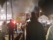 Fire in Vandergrift