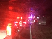Head on crash on 268 near Macedonia church road
