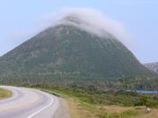Morning Mountain Fog