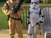 Austin & Mason Halloween